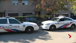 Man charged with 1st-degree murder after woman's body found in home in North York