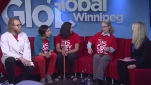 Science Rendezvous in Winnipeg