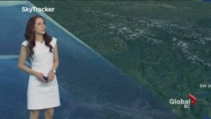 B.C. evening weather forecast: Jun 2