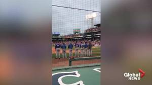 Fenway Park crowd pays tribute to David Ortiz after shooting