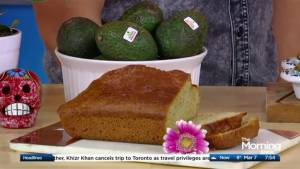 Making baked good better with avocados