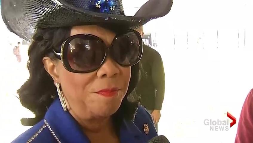 Florida congresswoman, Wilson under threat after allegations against Trump