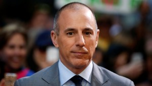 Matt Lauer says he's 'embarrassed, ashamed' by sexual misconduct allegations