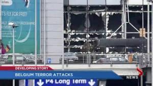 ISIS claims responsibility for Belgium terror attacks