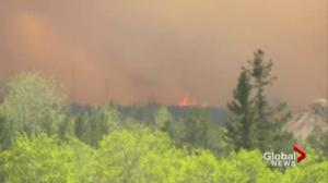 Containing 2 Sask. wildfires 'quite challenging'