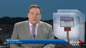 Global Okanagan News at 5, Feb 22