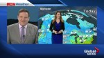 Okanagan Five Day Forecast Feb 22