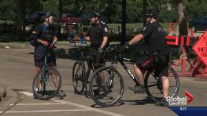 Two-wheeled unit has become big part of the Edmonton Police Service