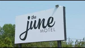 Retro boutique style Motel has many flocking to the County