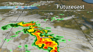Saskatoon weather outlook: more severe thunderstorms on the way