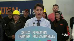 Trudeau: Government reaching out to those effected by canola imports
