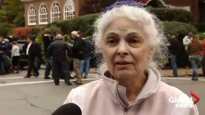Synagogue member reacts to deadly mass shooting in Pittsburgh
