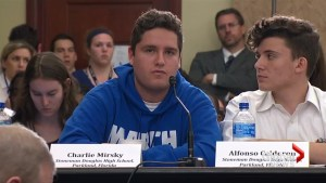 Parkland students blast U.S. lawmakers: 'Nothing has happened'