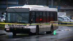 Young girl struck by bus in Abbotsford