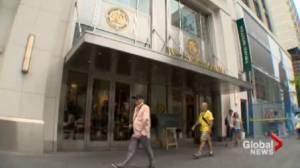 Bloor Street bailout:  experts say exodus of stores means more high-end stores on the way