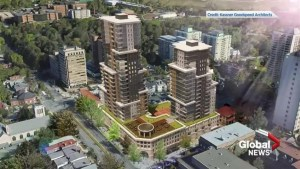 Halifax group unhappy with proposed buildings' heights