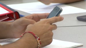 Kingston students react to pending cellphone ban in schools