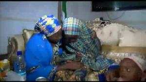 Kidnapped Chibok schoolgirl found with six-month-old baby