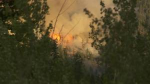 The backcountry in the Cariboo is closed due to the wildfire threat.