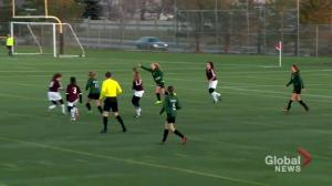 Best plays from fall in Saskatoon high school sports