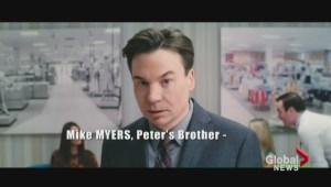 Mike Myers gives Sears a boost