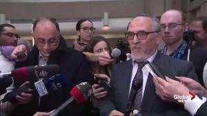 Victims of Quebec City mosque shooting 'accept' guilty plea from gunman
