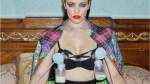 Rachel McAdams pumps break milk in latest magazine photo shoot