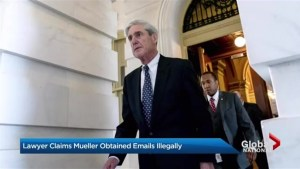 Trump transition lawyer accuses Mueller of unlawfully obtaining emails