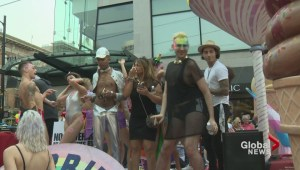39th annual Pride Parade hits Vancouver
