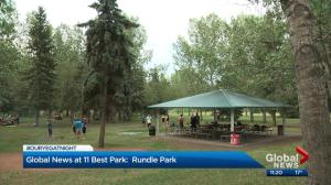 Global News at 11 best of summer in Edmonton: Best park
