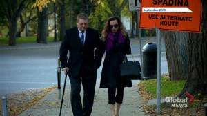 Former massage therapist Mark Donlevy pleads guilty to sexual assault charges