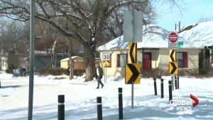 Lethbridge residents concerned over installation of bike boulevard