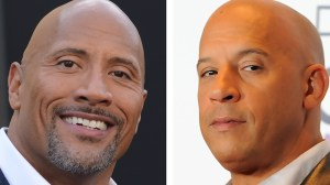 The Rock, Vin Diesel reportedly being kept apart on 'Fate of the Furious' press tour