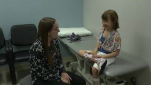 Mother and daughter both diagnosed with a form of muscular dystrophy