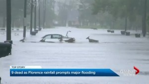 More flooding still expected in the Carolinas