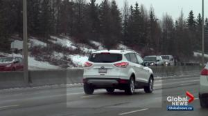 Extreme speeders captured on camera by Edmonton police