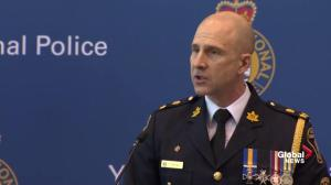 Emotional Thomas Carrique discusses appointment as OPP commissioner
