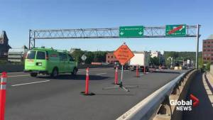 Fredericton residents brace for another summer of construction detours (02:02)