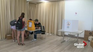 Elections NB sets up polling stations at campuses