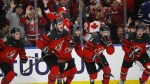 Canada wins gold at world juniors with 3-1 over Sweden