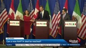 Can a new NAFTA deal be reached?