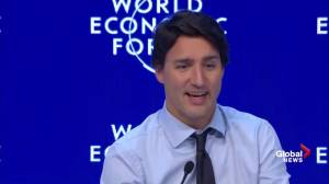 Trudeau says gender balance in government brings 'better decision making'