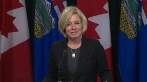 Premier Notley on NEB Trans Mountain timeline