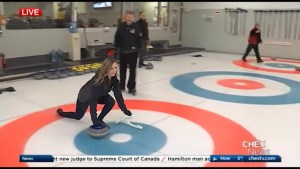 Renovations wrap up at Lakefield Curling Club