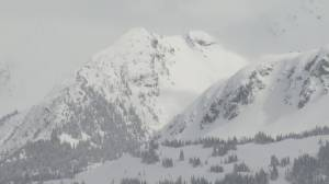Out-of-bounds snowboarder killed in Whistler