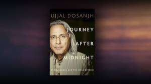 New book explores Ujjal Dosanjh's journey from India to Canada