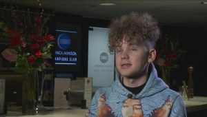 Francesco Yates opens for Justin Timberlake in Vancouver