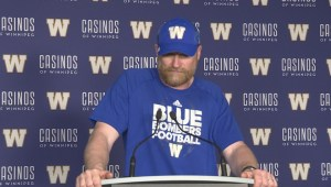 RAW: Blue Bombers Mike O'Shea Media Briefing – May 25
