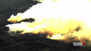 Firefighters continue to battle California wildfires as winds force more evacuations