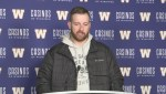 RAW: Blue Bombers Matt Nichols Interview – Jan. 17